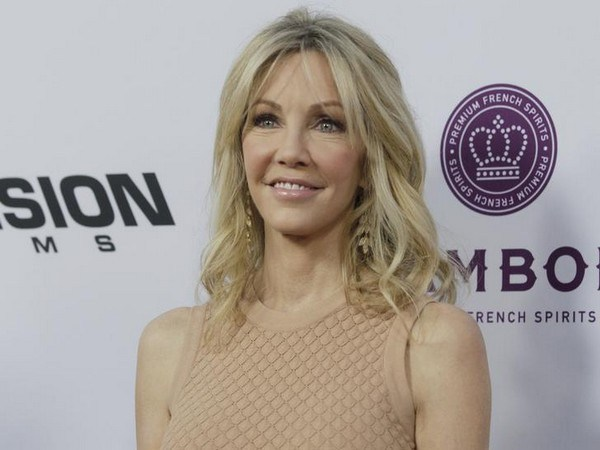 Actress Heather Locklear arrives at the premiere of the film