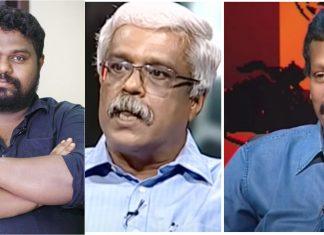 Ananthu Suresh FB post on Sivasankar's Arrest