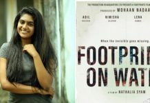 Footprints on Water movie
