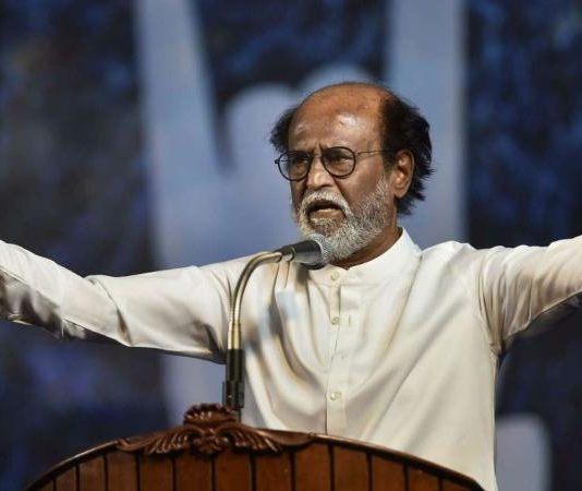 Rajinikanth political plans
