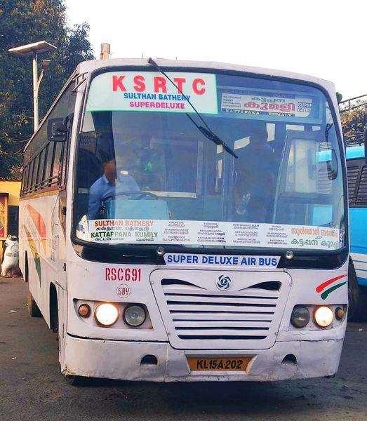 Batheri-Kumali busservice