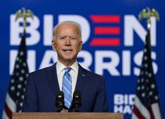 Biden wins Arizona