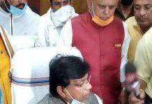 Bihar education minister resigned