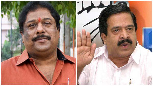 Biju Ramesh says Rmesh chennithala tried to influence in bar bribery case