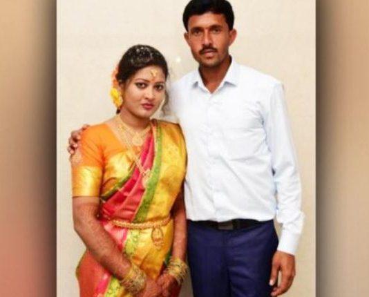 Chandru and Shashikala