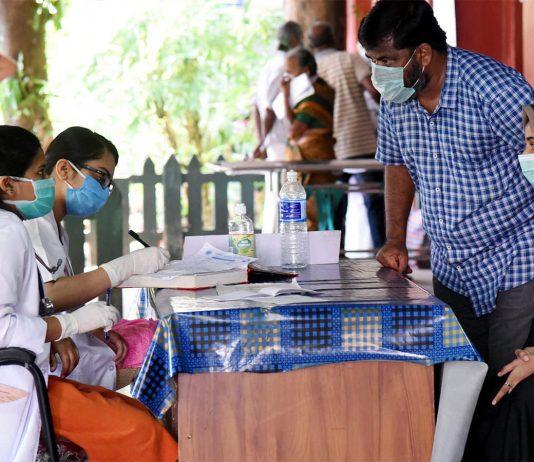 Covid updates in Kerala