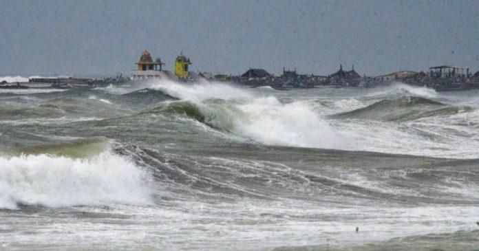 Cyclone Nivar to hit Tamil Nadu Tomorrow