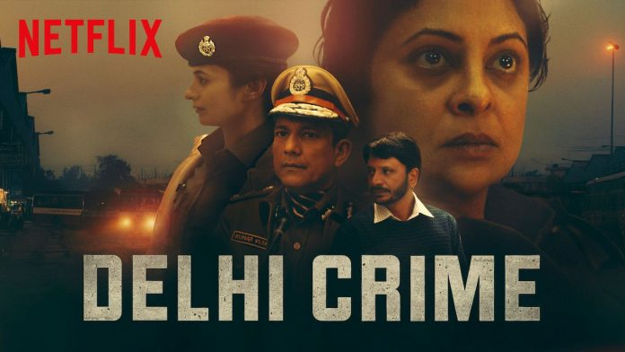Delhi crime wins Emmy awards
