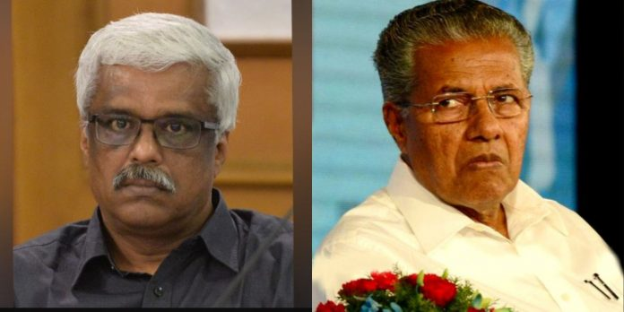 ED against Cm office and M Sivasankar