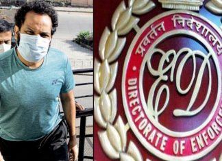 ED sent notice to four others in Bengaluru Smuggling case