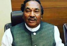 K S Eswarappa, Karnataka Minister. Pic C: scroll.in