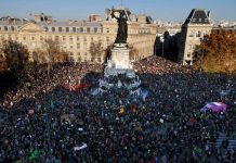France Protest Spread over proposed security law (Picture Credits: CNN)