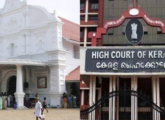 Highcourt questions state government in Kothamangalam church issue