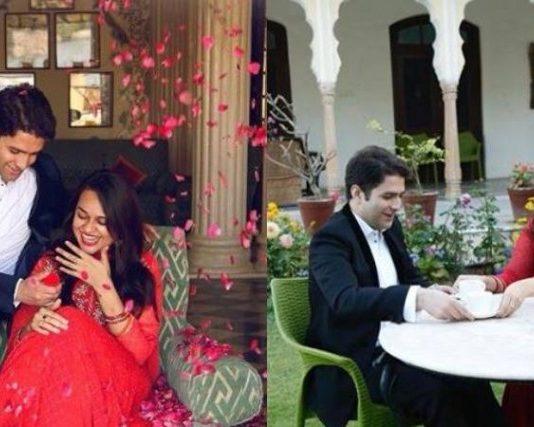 IAS Couples Tina Dabi and Athar Khan to seperate