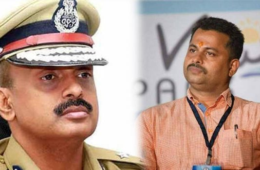 IG Sreejith replaced from investigation team of Palathayi case