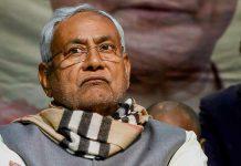 JDU Leader Nitish Kumar
