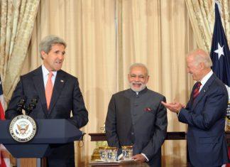 Joe Biden and Narendra Modi