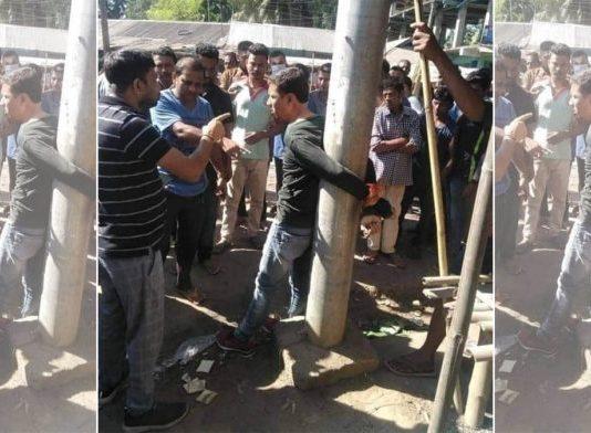 Journalist attacked in Assam