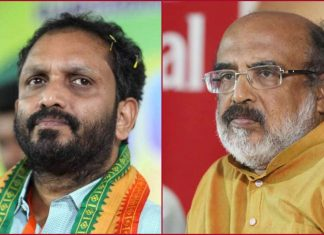 K Surendran against Thomas Isaac