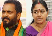 Sobha Surendran issue in BJP