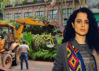 Kankana gets relief in building demolition case