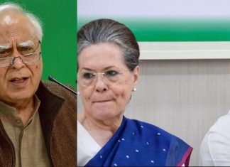 Kapil Sibal criticise Congress leadership
