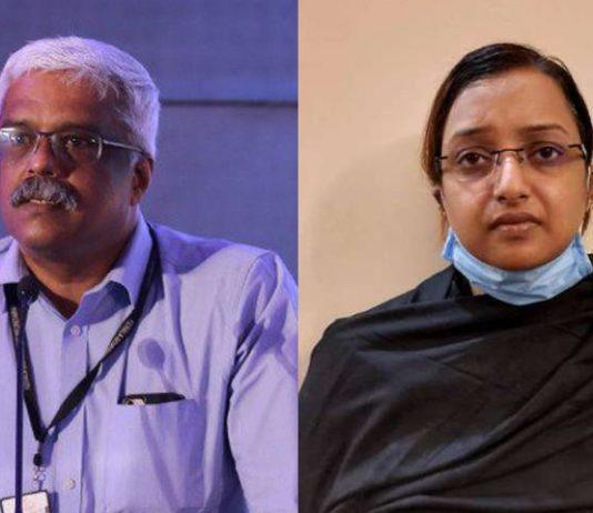 M Sivasankar and Swapna Suresh