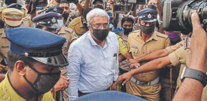 M sivasankar soon to be arrested by customs