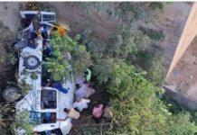 Maharashtra road accident; five keralites died