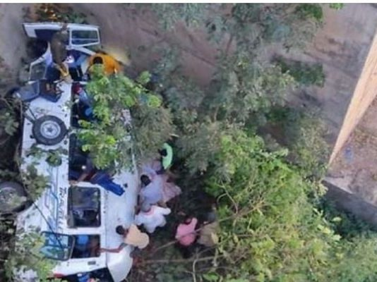 Maharashtra road accident; five keralites died