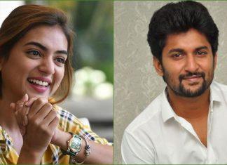 Nasriya nazim debut in Telugu