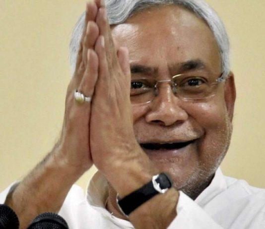 Nitish Kumar again CM of Bihar