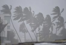 Nivar Cyclone; Heavy Rainfall in Tamil Nadu