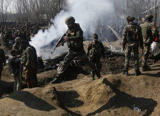 Pak shell attack in Kashmir video