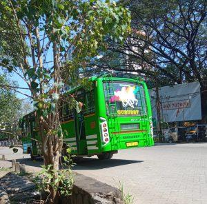 Private bus service