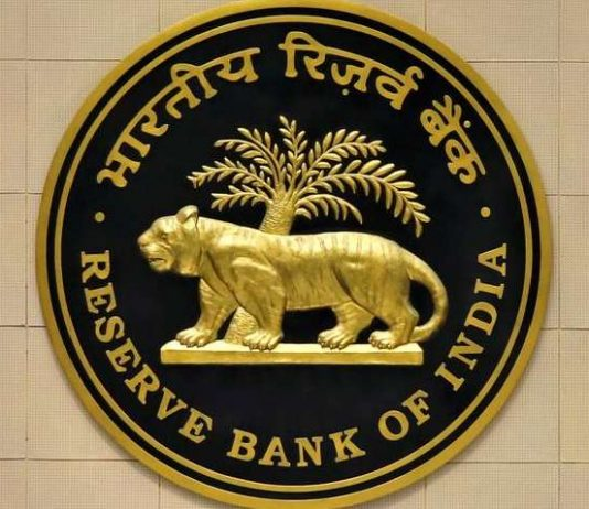 India in historic technical recession says rbi