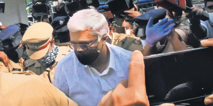 M Sivasankar (Picture Credits:News Indian Express)
