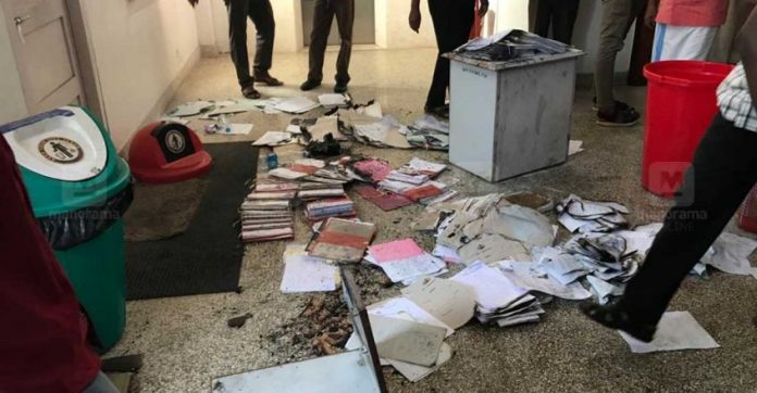 Secretariat fire accident no evidence for short circuit