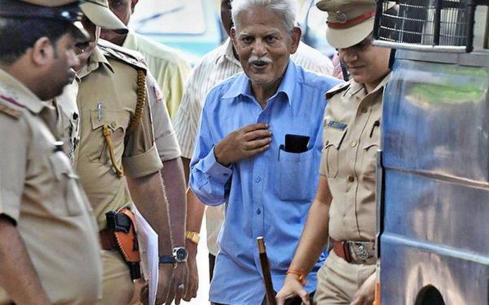 Varavara Rao to be moved to Nanavati hospital