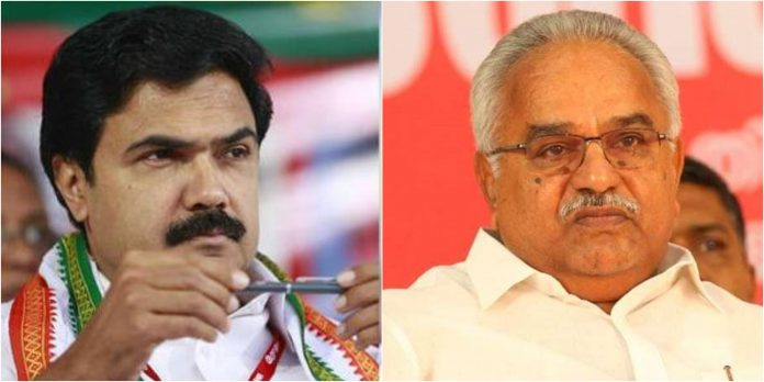 conflict in kottayam ldf upon seat sharing