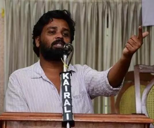 cp rasheed criticize kerala government