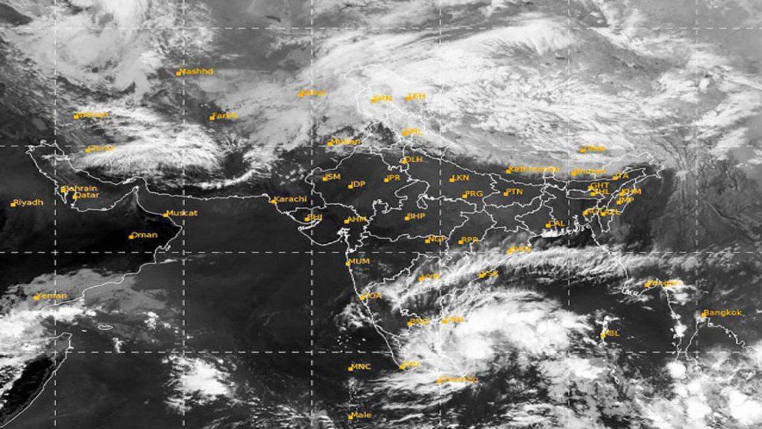 cyclone Nivar to hit soon on land