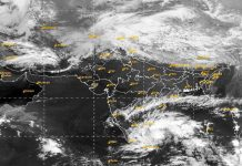 cyclone Nivar to hit soon on land