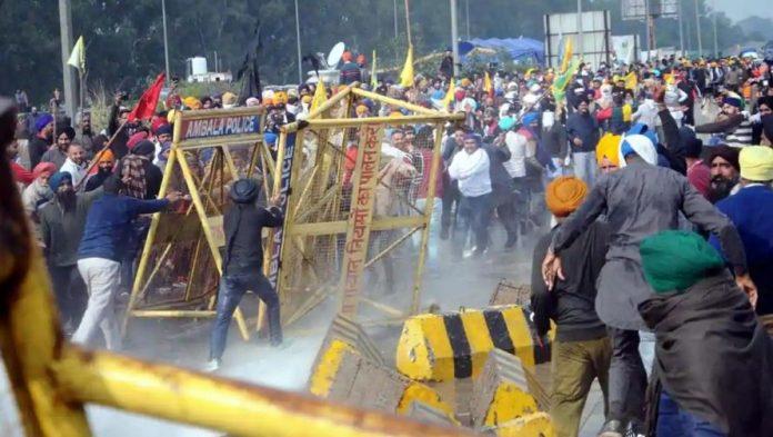 Farmers Protest Continues in Delhi