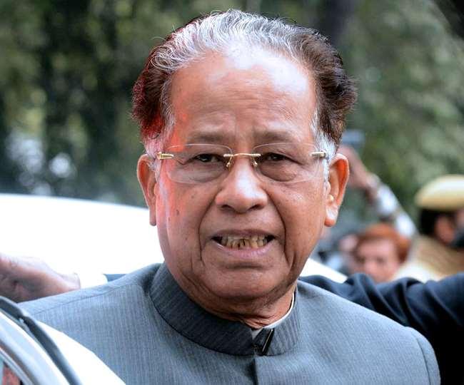 former Assam CM Tarun Gogoi no more