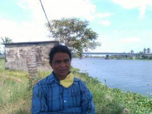 മാഗ്ലിന് ഫിലോമിന കടലോരമേഖലയിലെ സന്നദ്ധ പ്രവര്ത്തക