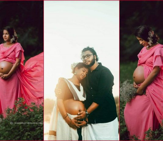 maternity photoshoot viral
