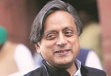 Sasi Tharoor (Picture Credits: The Indian Express)