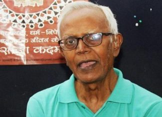 human rights activist Stan Swamy ( File photo), Picture Credits: Scroll.in)