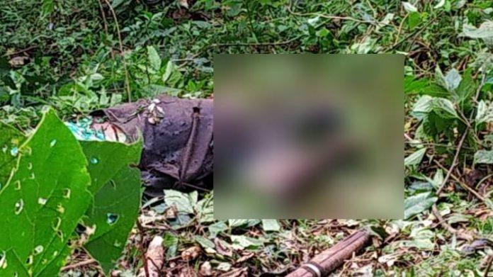 Wayanad encountered man's deadbody